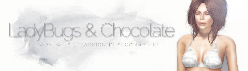 LadyBugs and Chocolate